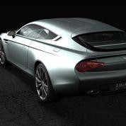 Avec Aston Martin, Zagato prend le virage du break de chasse