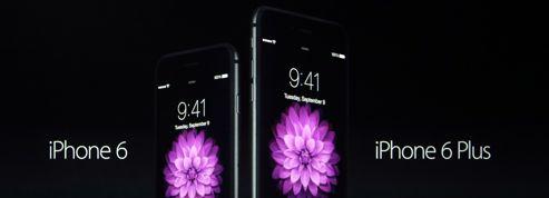 iPhone 6 et iPhone 6 Plus, les deux nouveaux smartphones Apple