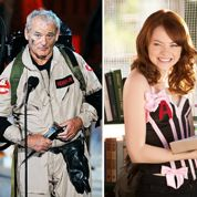 Bill Murray : ses actrices favorites pour Ghostbusters 3