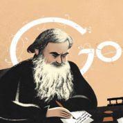 L'anniversaire de Léon Tolstoï fêté par Google