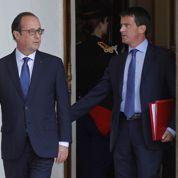 Hollande-Valls unis dans l'impopularité