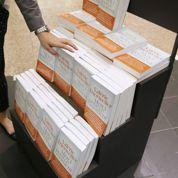 Livre de Trierweiler: 145.000 exemplaires en quatre jours