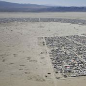 Burning Man, le rendez-vous déjanté de l'Amérique créative