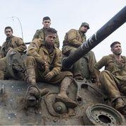 Brad Pitt, le nouveau maître de guerre dans Fury