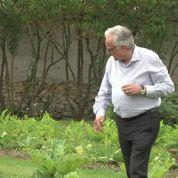 Alain Ducasse, le «Roi Légumes» à Versailles