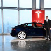 Aux États-Unis, le pionnier Tesla prépare la voiture électrique pour tous