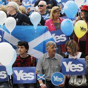 Glasgow gagnée par la fièvre de l'indépendance