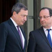 François Hollande et Mario Draghi : l'occasion manquée