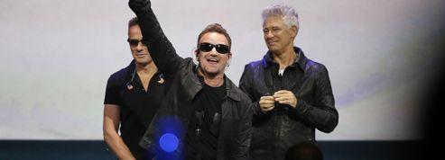 U2 offre un album complet sur iTunes