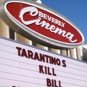 Quentin Tarantino à la tête d'un cinéma à Los Angeles