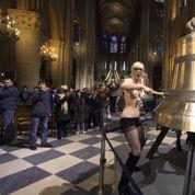 Relaxe des Femen : pas de justice pour Notre-Dame !