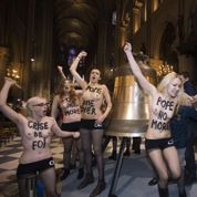 Femen relaxées : le parquet et le recteur de Notre-Dame font appel