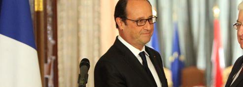 Hollande : la France est prête à «aider l'Irak»