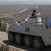 Les 45 Casques bleus enlevés sur le Golan ont été libérés
