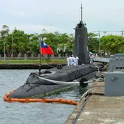 Taïwan veut construire ses propres sous-marins
