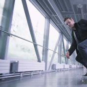 L'aéroport d'Helsinki transformé en skatepark éphémère