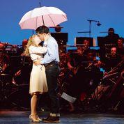 Les Parapluies de Cherbourg ,un amour de spectacle