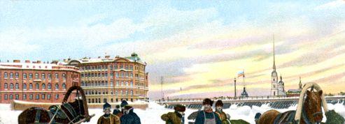Il y a cent ans : Saint-Pétersbourg devient Pétrograde