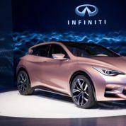 Nissan relance son haut de gamme en Europe
