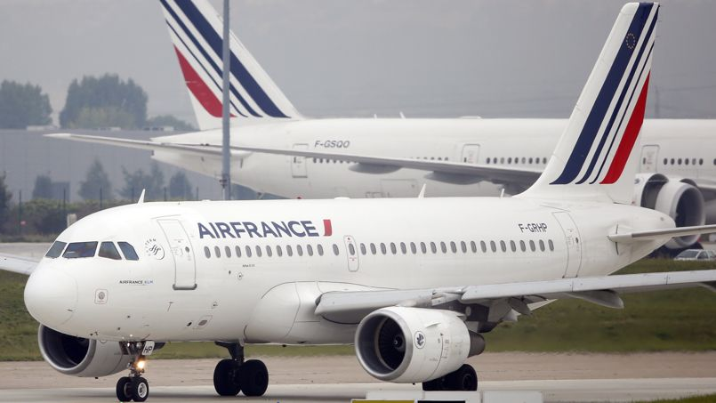 Air France prévoit d'assurer 40% de ses vols pour la journée du 15 septembre 2014, compte tenu d'un taux de pilotes grévistes estimé à 60% pour cette journée.