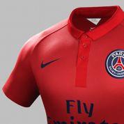 Le troisième maillot du PSG dévoilé