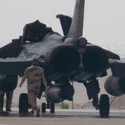 La France a débuté des vols de reconnaissance en Irak