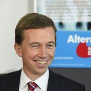 Allemagne:les eurosceptiques s'ancrent à l'Est