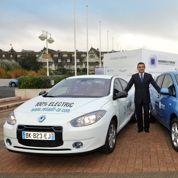 Pour la voiture électrique, Renault mise sur la Chine