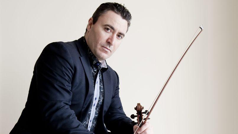 Maxim Vengerov, violoniste et chef d'orchestre russe.