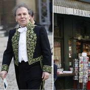 Angelo Rinaldi au secours de la librairie Delamain