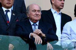 Les montres à 19.000 euros qui embarrassent la Fifa et Blatter