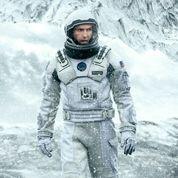 Matthew McConaughey en cosmonaute dans Interstellar