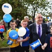 Les Écossais moins attirés par l'indépendance que par le rejet de Londres
