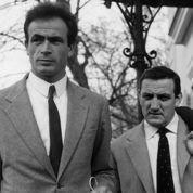 Le flingueur des Tontons tourne dans Le Chapeau de Mitterrand