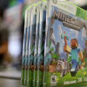 Rachat de Minecraft : haro sur les jeux-vidéo !