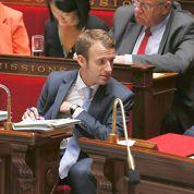 Macron: «Le problème de la France, c'est d'abord elle-même»