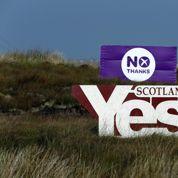 Référendum en Écosse : le scénario du oui, le scénario du non