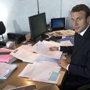 Macron s'excuse après avoir qualifié les salariées des abattoirs Gad d'«illettrées»