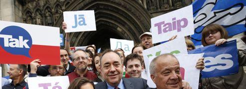En Écosse, ces Français qui votent oui à l'indépendance
