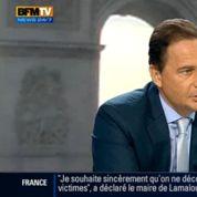 Éric Besson réapparaît pour soutenir Nicolas Sarkozy