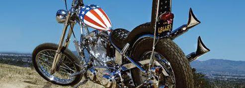 La moto de Peter Fonda dans Easy Rider aux enchères