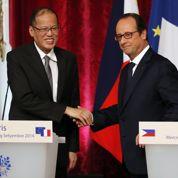 Les Philippines tentent de séduire les entreprises françaises