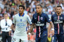 Brandao, 2e joueur le plus lourdement sanctionné en France