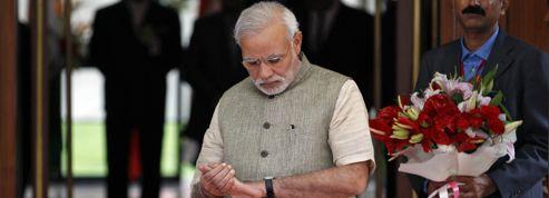 Le premier ministre indien, Narendra Modi confronté à l'urgence des réformes