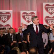 À Glasgow, Gordon Brown a tenté de sauver l'unité du Royaume