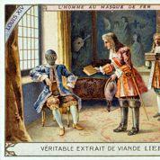 18 septembre 1698 : le masque de fer à la Bastille