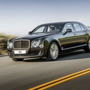 Bentley Mulsanne Speed, particule sportive