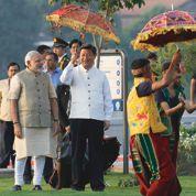 La visite du président chinois en Inde ravive les tensions frontalières