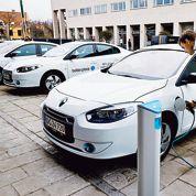 Le cri d'alarme des industriels du véhicule électrique