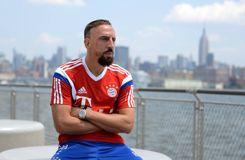 Blessures, polémiques, déceptions: 2014 année noire pour Franck Ribéry